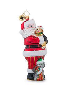 Christopher Radko™ 5.5-in. Christmas Tail Ornament