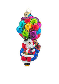 Christopher Radko™ 6.5-in. Floating Contribution Pediatric Cancer Awareness Ornament
