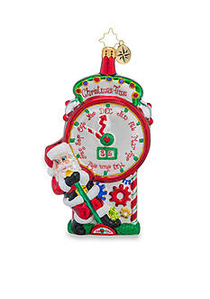 Christopher Radko™ 6.5-in. Time Stopping Surprise Ornament