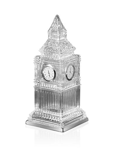 Crystal Clear Big Ben Clock
