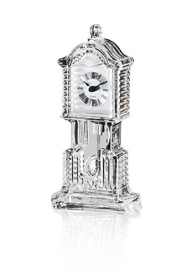Crystal Clear Vienna Grandfather Clock