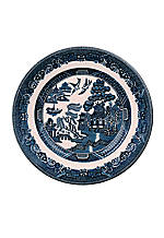 Willow Blue Bread & Butter Plate