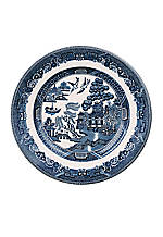 Willow Blue Salad Plate 7.75-in.