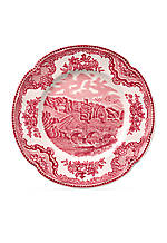 Old Britain Castles Pink Bread & Butter Plate 6.25-in.