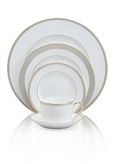 Vera Wang Wedgwood Golden Grosgrain Dinnerware