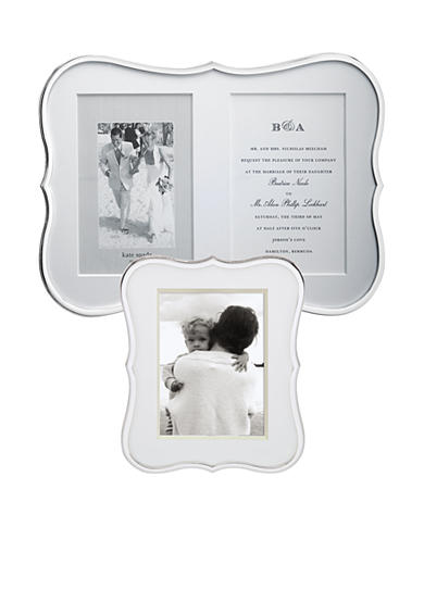 kate spade new york® Crown Point 5x7 Frame