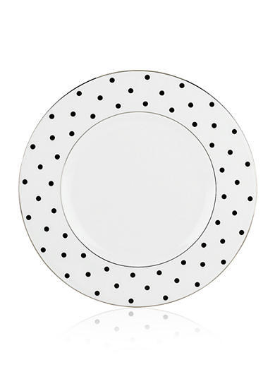 kate spade new york® Larabee Dot Accent Plate