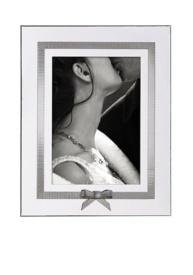 kate spade new york® Grace Avenue Silver 5x7 Frame