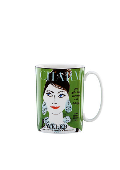 kate spade new york® Make Headlines Be Jeweled Mug