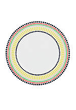 Hopscotch Drive Dot Accent Plate