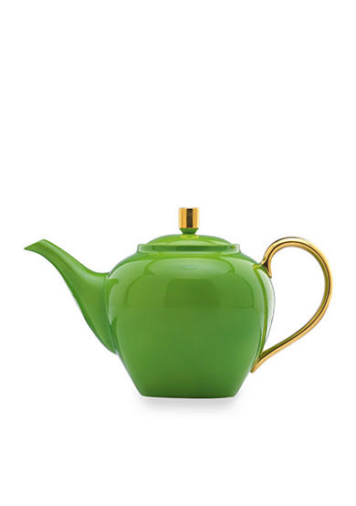 kate spade new york® Greenwich Grove Teapot - Green