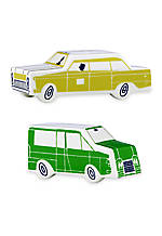 About the Town Car Salt & Pepper Shaker