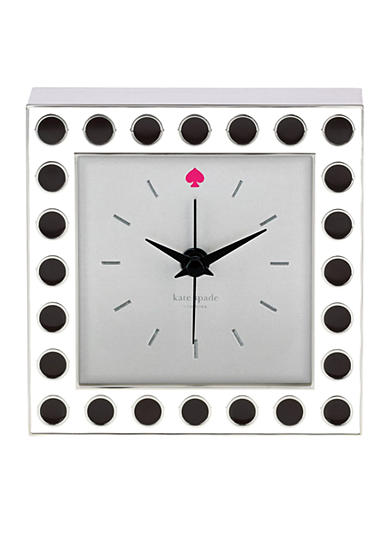 kate spade new york® Cross Pointe Clock with Spots