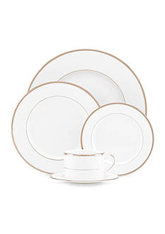 kate spade new york Sugar Pointe 5-Piece Place Setting