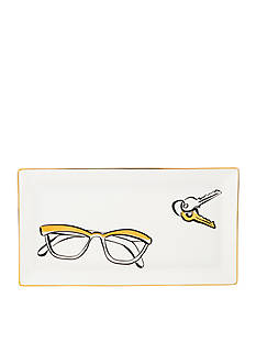 kate spade new york® Daisy Place Novelty Tray