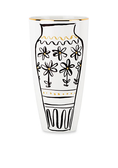 kate spade new york® Daisy Place Chinoiserie Vase 9-in.