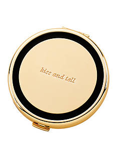 kate spade new york® Holly Drive Kiss and Tell Compact