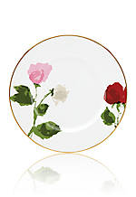 Rose Park Accent Plate