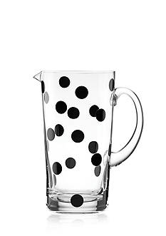kate spade new york® all in good taste Deco Dot Pitcher