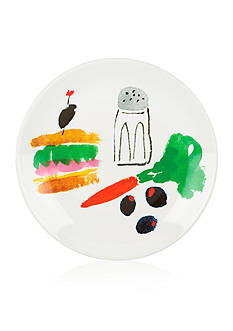 kate spade new york® all in good taste Pretty Pantry Coupe 8.75-in. Sandwich Accent Plate