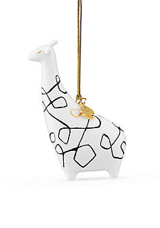 kate spade new york Belk Exclusive Giraffe Ornament