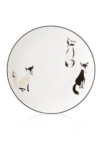 kate spade new york® Wickford Forest Drive Accent Plate