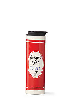 kate spade new york® all in good taste Early Bird Coffee Travel Tumbler