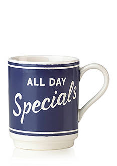 kate spade new york® Order's up mug - All Day Specials