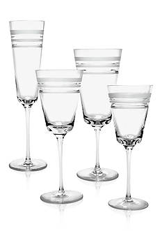 kate spade new york® Library Stripe Stemware