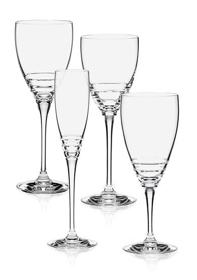 kate spade new york® Percival Place Stemware Collection