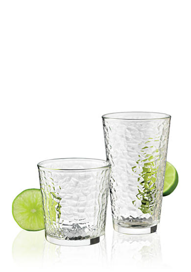 Libbey Frost 16-Piece Drinkware Set