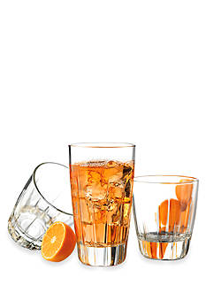 Libbey Haligan 16-Piece Drinkware Set