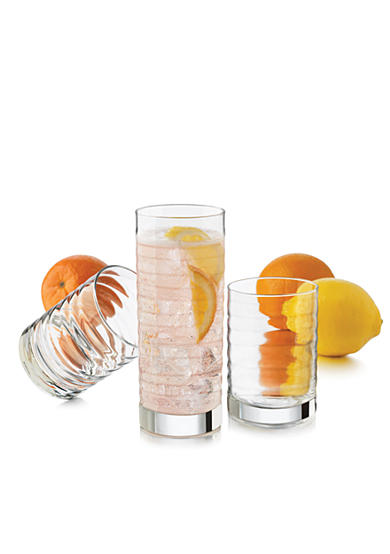 Libbey Pueblo 16-Piece Glassware Set
