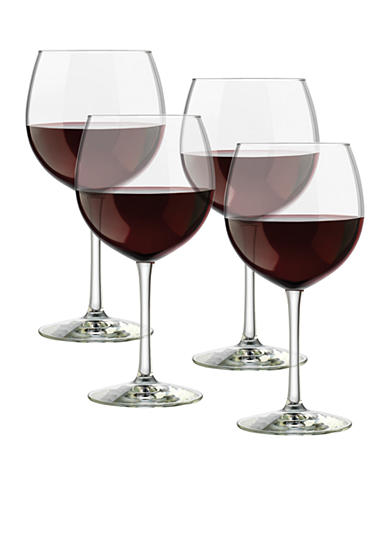 Libbey Merlot Glass 4-Piece Set