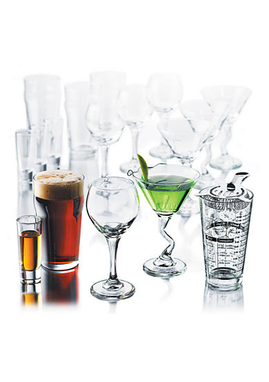 Libbey 18-Piece Entertainment Set