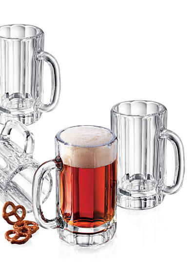 Libbey Set of 4 Heidelberg Mugs