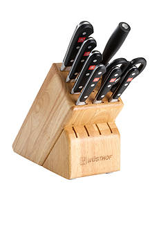 Wusthof Classic 9-Piece Knife Block Set