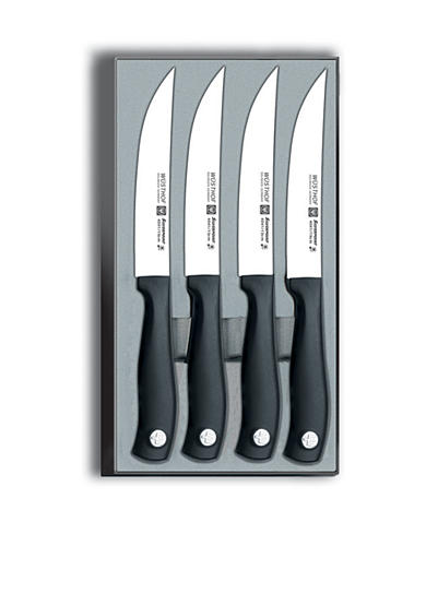 Wusthof Silverpoint 4-Piece Steak Knife Set