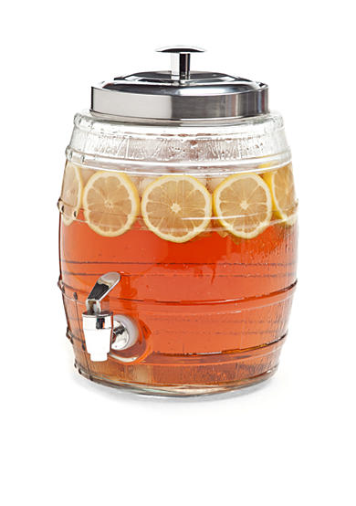 Home Essentials Barrel Beverage Dispenser