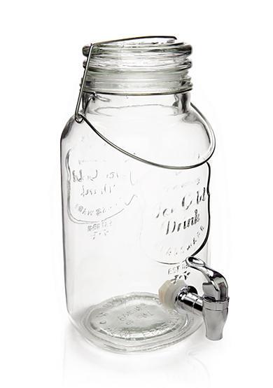 Home Essentials Mason Jar Beverage Dispenser Belk
