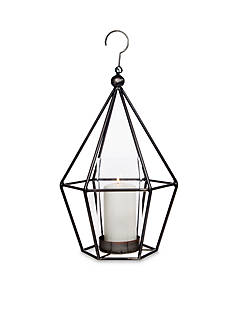 Front Porch 19-in. Metal Hanging Lantern