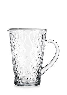 Home Essentials Dot Diamond Pitcher