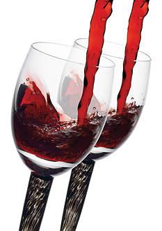 Denby JET S/2 RED WINES