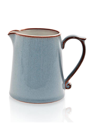 Denby Heritage Terrace Gray Small Jug/Creamer - Online Only