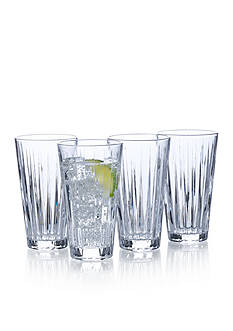 Mikasa Living Revel High Ball Glass Set Of 4, 14.5-oz.