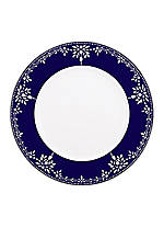 Empire Pearl Indigo Dinner Plate