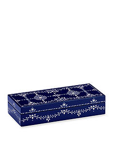 Marchesa by Lenox Empire Pearl Rectangular Covered Box - Online Only
