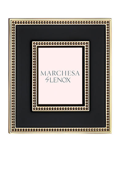 MARCHESA BY LENOX Mandarin Gold 2.5x3 Square Frame - Online Only