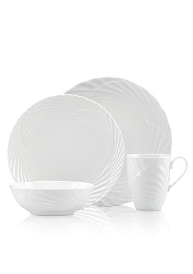MARCHESA BY LENOX Pleated Swirl Dinnerware