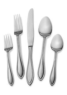 Pfaltzgraff American Bead 61-Piece Expanded Flatware Set